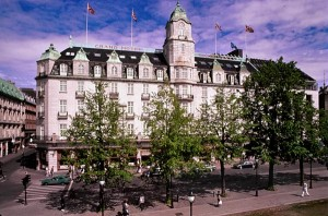 boka ett hotell i Oslo
