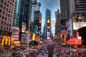 underbara new york