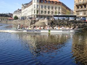 paddan i Göteborg